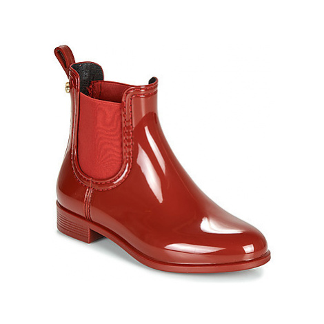 Lemon Jelly BIA girls's Children's Wellington Boots in Red