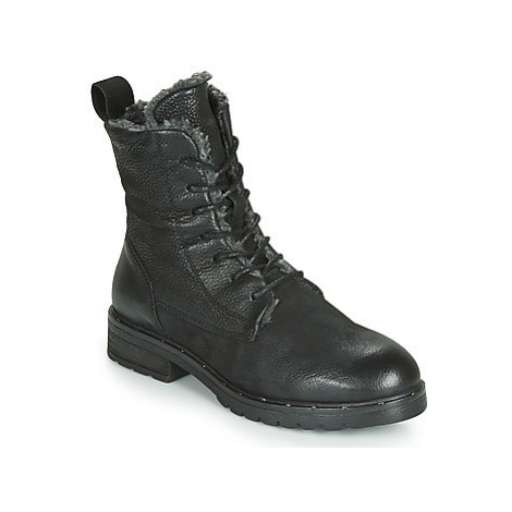 Dream in Green LACIE women's Mid Boots in Black