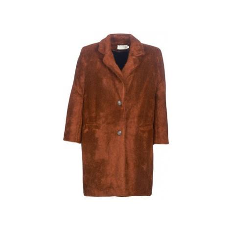 See U Soon REVENTA women's Coat in Brown