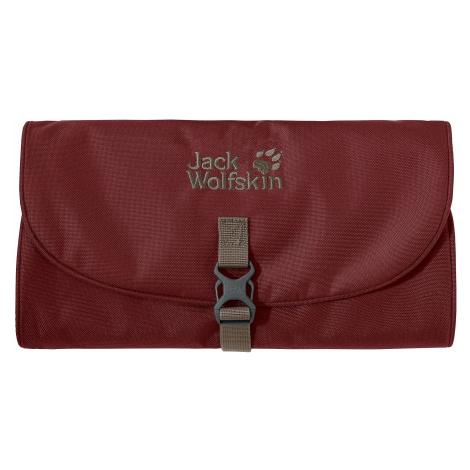 cosmetic bag Jack Wolfskin Waschsalon - Redwood