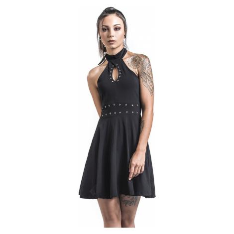 Fashion Victim - Turn Up Dress - Dress - black