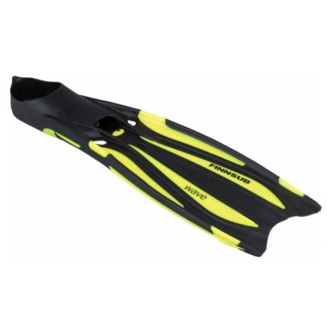 Finnsub WAVE FINS yellow - Fins