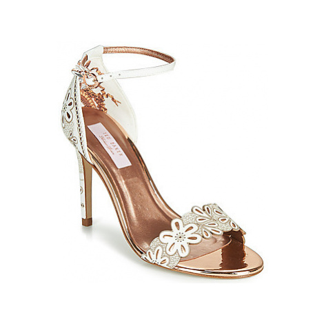 Ted Baker CIMAA women's Court Shoes in White