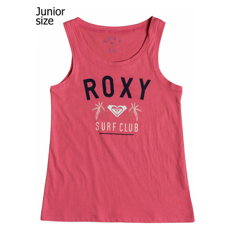 top Roxy Sitting There - MLJ0/Rouge Red