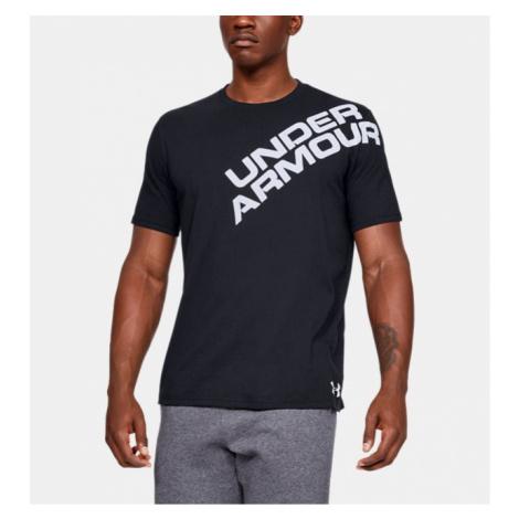 Men's UA Wordmark Shoulder Short Sleeve Under Armour