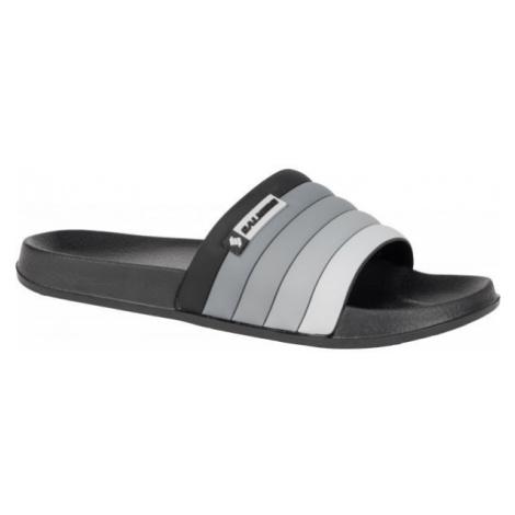 Salmiro ZIPTOP MULTIGRY white - Women's sandals