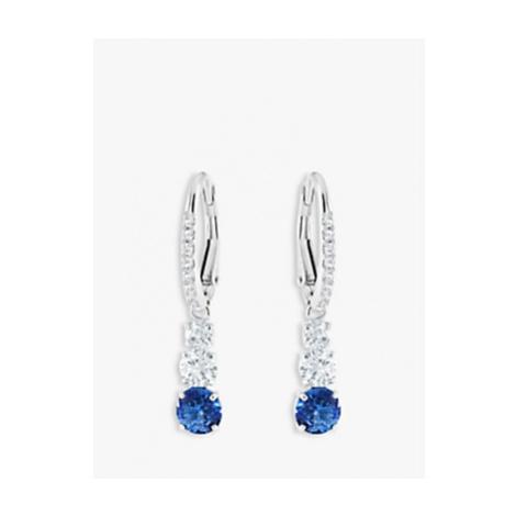 Swarovski Attract Crystal Drop Hook Earrings