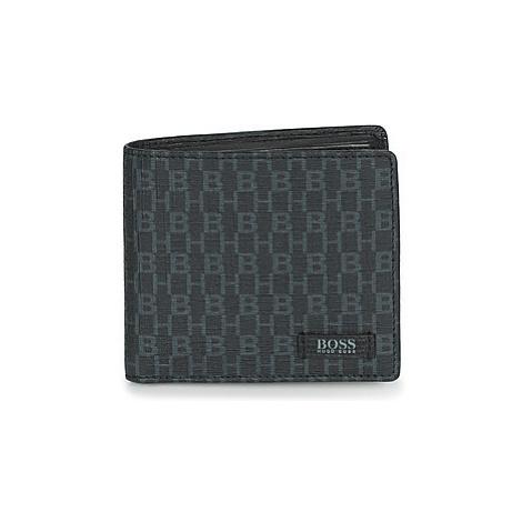 BOSS METROPOLE 4CC COIN men's Purse wallet in Black Hugo Boss