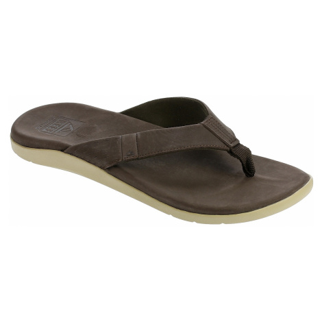 flip flops Reef Cushion J-Bay - Dark Brown
