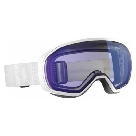 Scott FIX white - Ski goggles