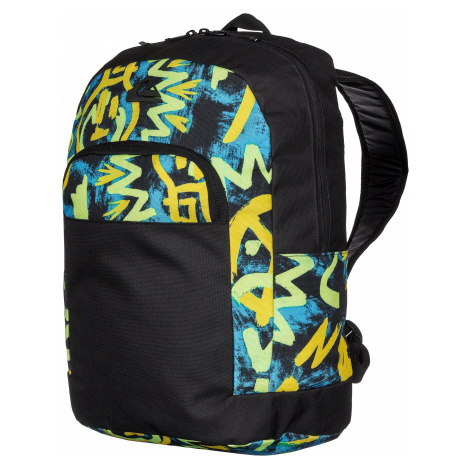 backpack Quiksilver Everyday Dart - YHG7/Cave Rave Neon Yellow