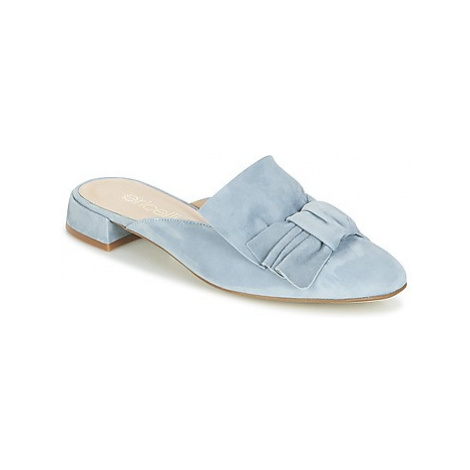 Fericelli ITELEURY women's Mules / Casual Shoes in Blue