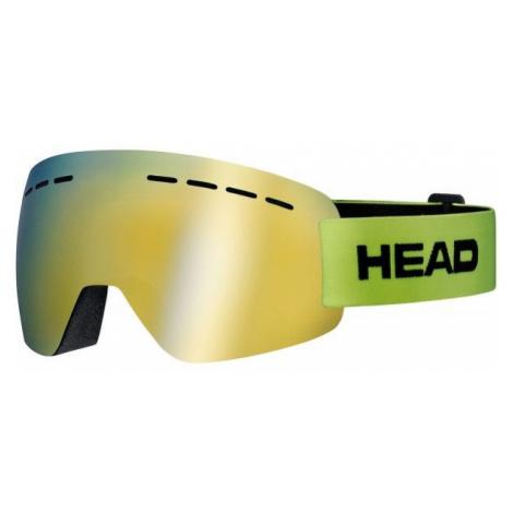 Head SOLAR FMR green - Ski goggles