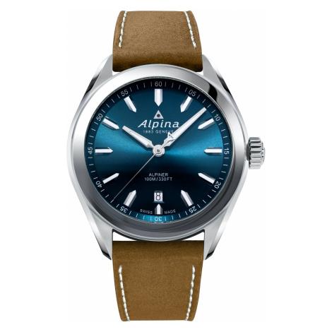 Alpina Watch Alpiner Mens Quartz