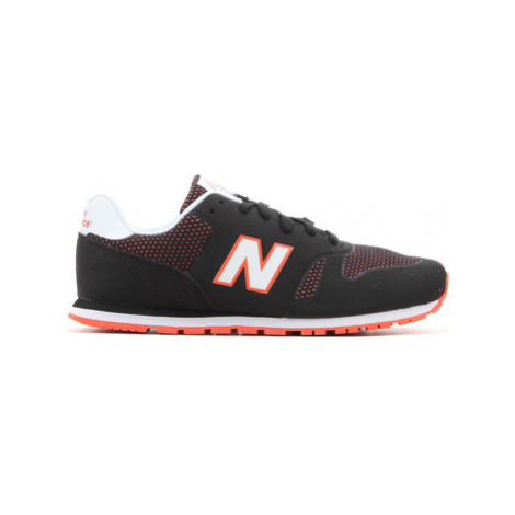 New Balance KD373BOY girls's Children's Shoes (Trainers) in Multicolour