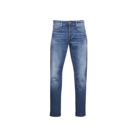 G-Star Raw 3302 STRAIGHT men's Jeans in Blue