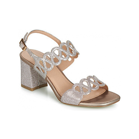 Menbur LAURINO women's Sandals in Silver