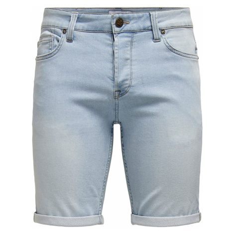 ONLY and SONS Ply Life Blue Jog Shorts Shorts light blue Only & Sons