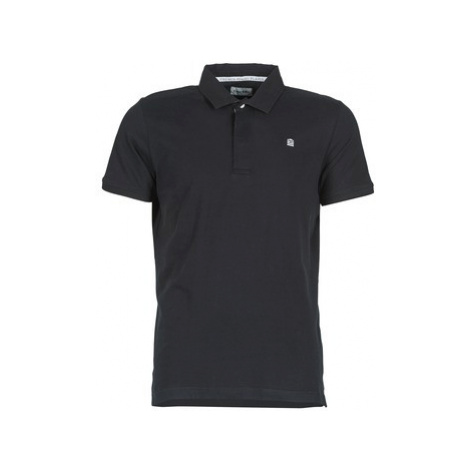 Serge Blanco 3 POLOS DOS men's Polo shirt in Black