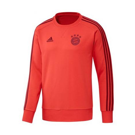 FC Bayern Training Sweat Top - Red Adidas
