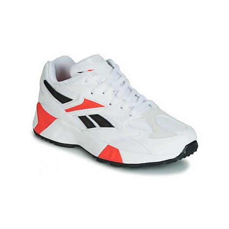 Reebok Classic AZTREK 96 J boys's Children's Shoes (Trainers) in White