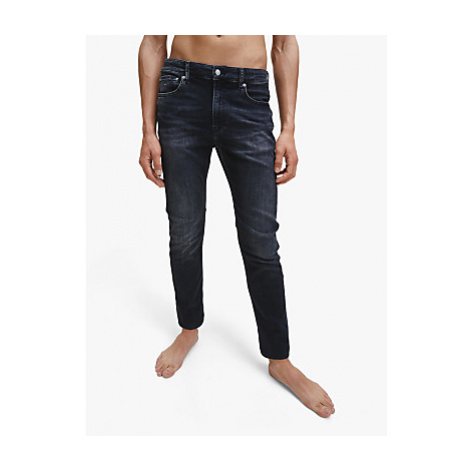 Calvin Klein Jeans Slim Tapered Jeans, Washed Black