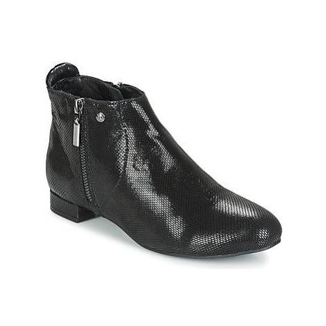 Elle MARIGNY women's Mid Boots in Black