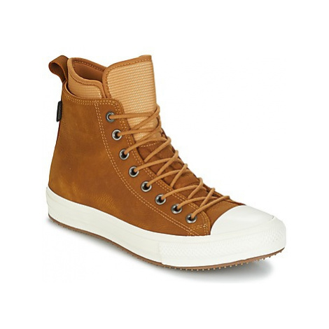 Converse CHUCK TAYLOR WP BOOT NUBUCK HI RAW SUGAR/EGRET/GUM men's Shoes (High-top Trainers) in B