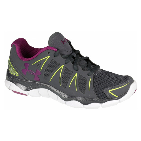 shoes Under Armour W Micro G Engage II - 029/Lead/White/Aubergine