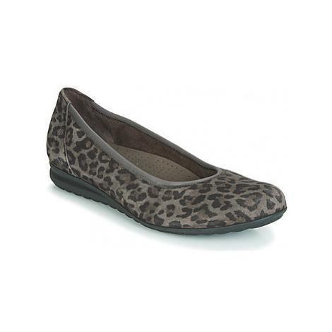 Gabor 3202060 women's Shoes (Pumps / Ballerinas) in Grey