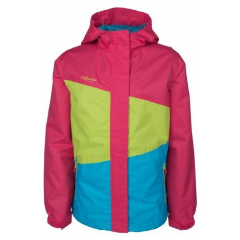 Lewro INKA - Girls' nylon jacket