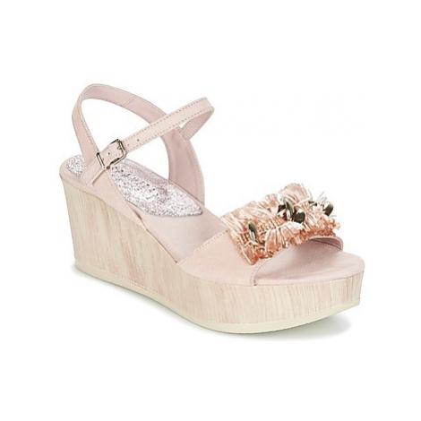 Hispanitas CORFU women's Sandals in Pink