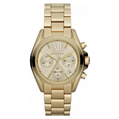Ladies Michael Kors Bradshaw Mini Chronograph Watch MK5798
