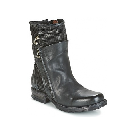 Airstep / A.S.98 SAINT LO women's Mid Boots in Black