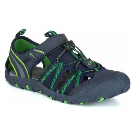 Loap TEBBA K black - Kids' sandals