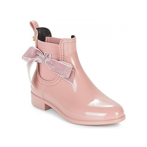 Lemon Jelly LACEY girls's Children's Wellington Boots in Pink