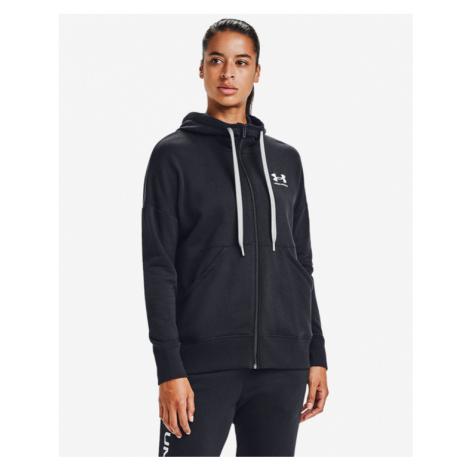 Under Armour Rival Fleece Full Zip Sweatshirt Black
