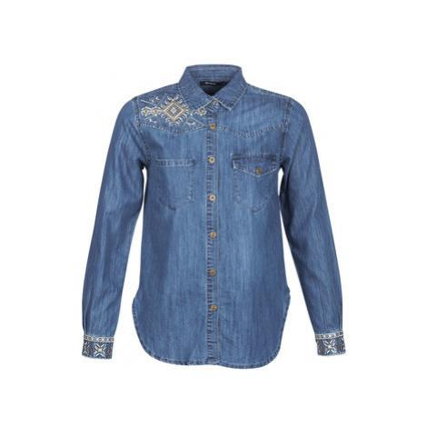 Desigual EXOTIC CLASSIC women's Shirt in Blue