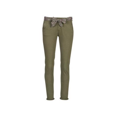 Le Temps des Cerises LIDY women's Trousers in Kaki