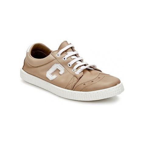 Chipie SAVILLE girls's Children's Shoes (Trainers) in Beige