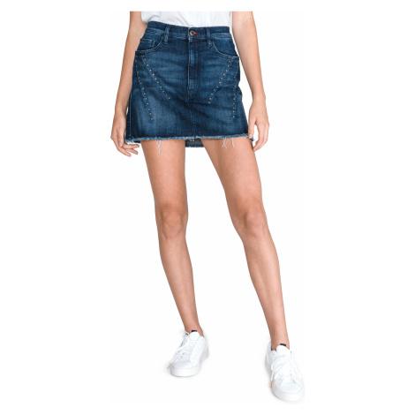 GAS Joplin Skirt Blue