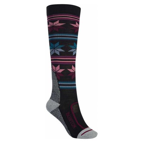 socks Burton Ultralight Wool - True Black