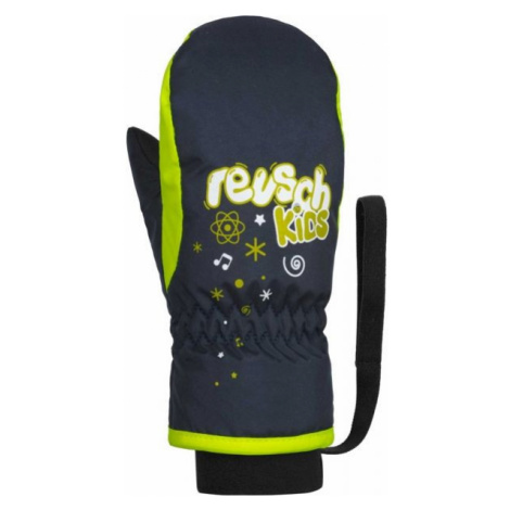 Reusch KIDS MITTEN blue - Kids' ski gloves
