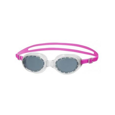 Speedo FUTURA CLASSIC JUNIOR pink - Kids' swimming goggles