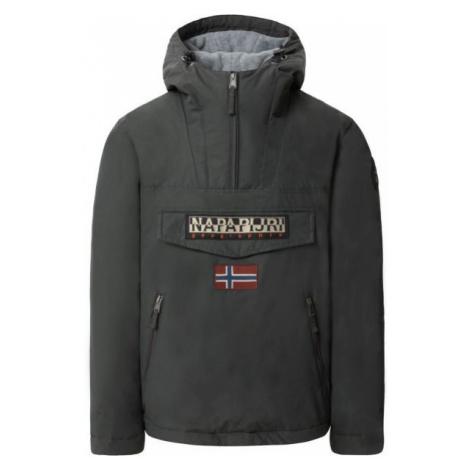 Napapijri RAINFOREST POCKET dark gray - Men's jacket