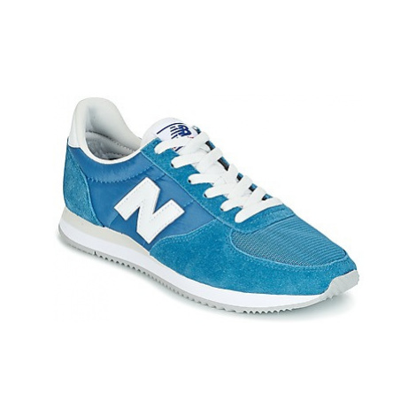 New Balance U220 men's Shoes (Trainers) in Blue
