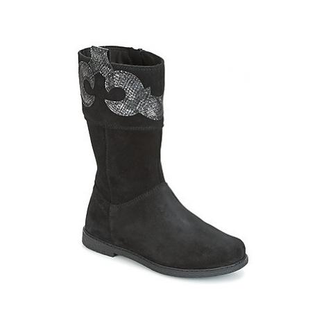 Geox J SHAWNTEL G. C girls's Children's High Boots in Black