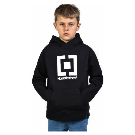 sweatshirt Horsefeathers Leader - Black