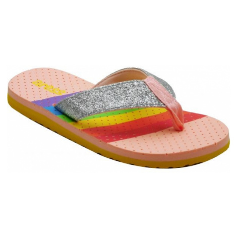Aress APPLEBAY orange - Kids' flip-flops