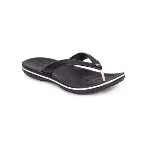 Crocs CROCBAND FLIP women's Flip flops / Sandals (Shoes) in Black